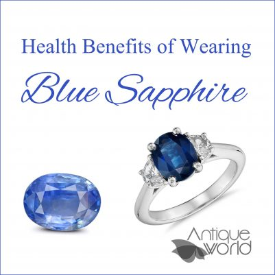 benefits of wearing blue sapphire stone